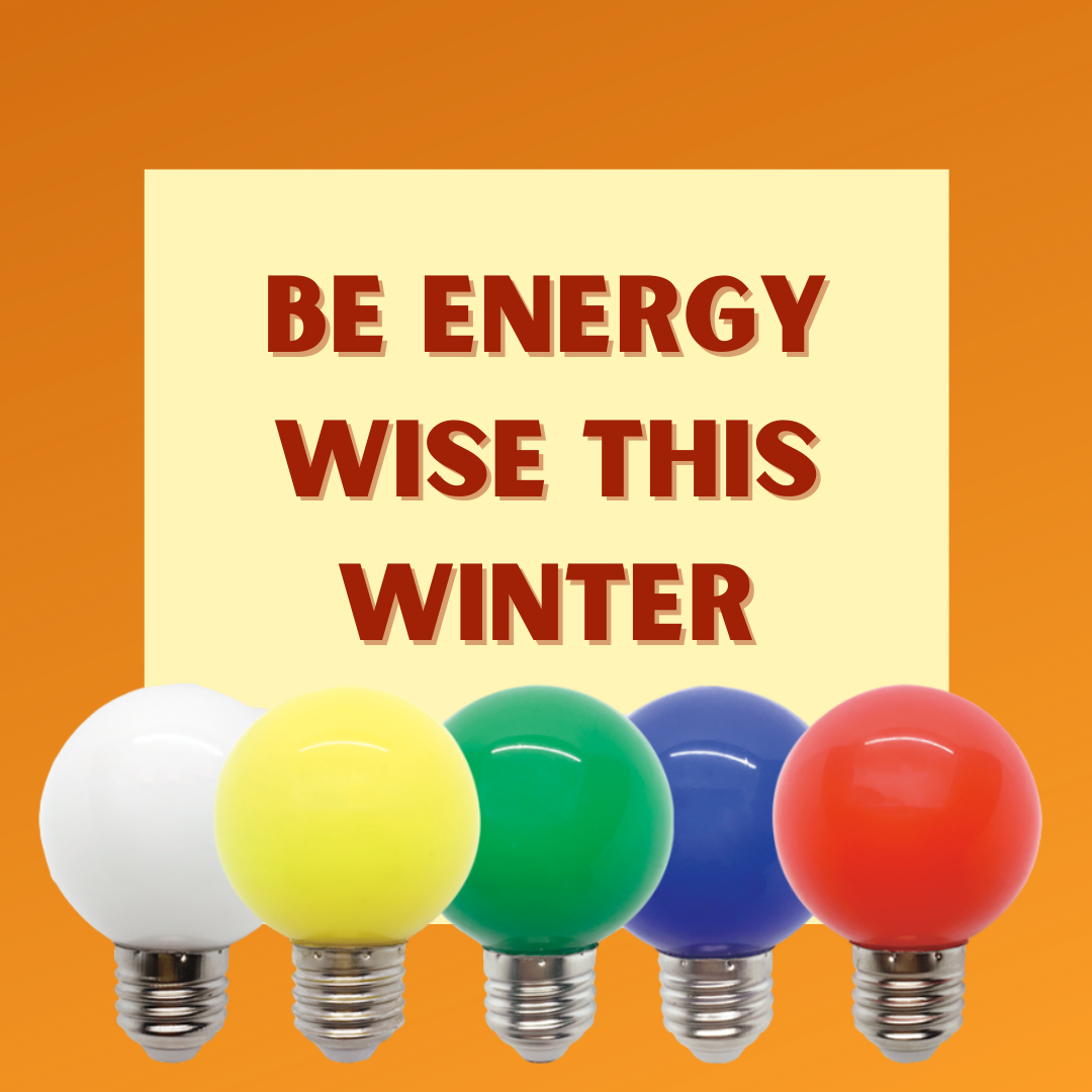 Be Energy Wise this Winter