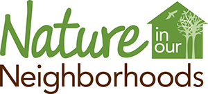Nature in Our Neighborhoods logo
