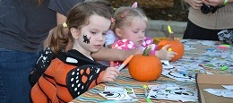 Booterflies Pumpkin Craft