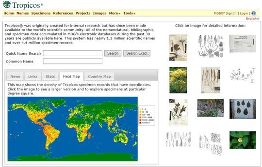 Center For Biodiversity Informatics