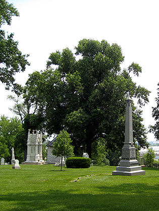 Bellefontaine Cemetery